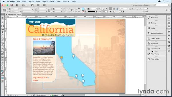 Previewing your work: Developing Multistate Objects in InDesign
