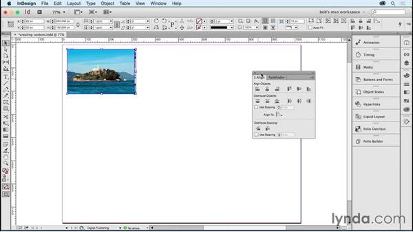 Creating content for basic MSOs: Developing Multistate Objects in InDesign