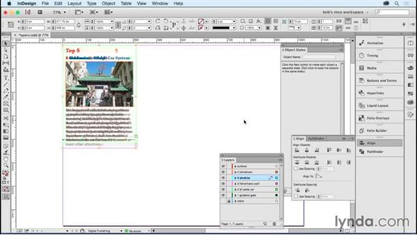 Using layers to create MSOs: Developing Multistate Objects in InDesign
