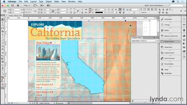 Adding or removing a state: Developing Multistate Objects in InDesign