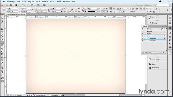 Using MSOs to prevent swipe navigation (DPS only): Developing Multistate Objects in InDesign