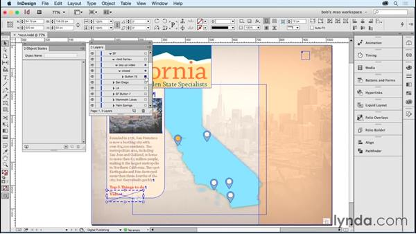 How to add an MSO to a state: Developing Multistate Objects in InDesign