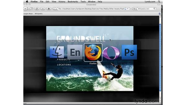 HTML templates for web DVDs: Encore CS4 New Features