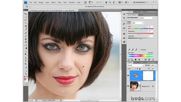 The Target Adjustment tool: Photoshop CS4 New Features