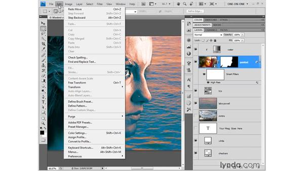 Smarter Smart Objects: Photoshop CS4 New Features