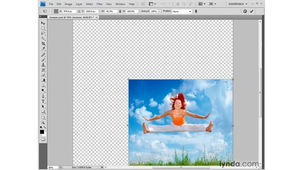 Content-aware scaling: Photoshop CS4 New Features