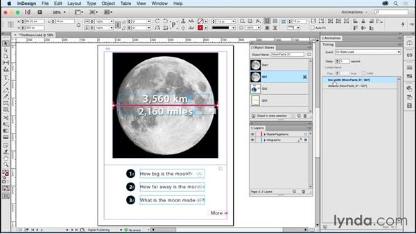 Animating a textbook: Creating Animations with Adobe InDesign CC