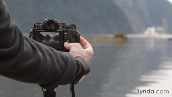 Shooting foam on the water using 10-stop ND filter: Photographing the Fjords of New Zealand