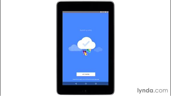 Welcome: Up and Running with Google Photos