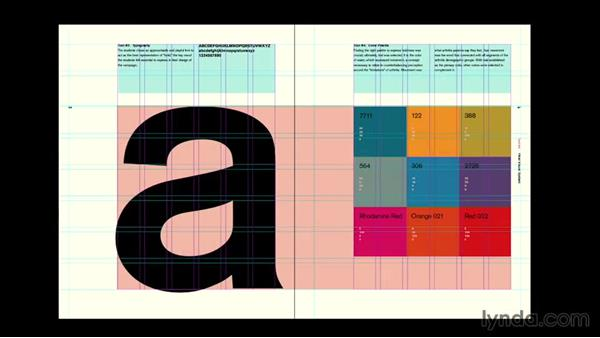Asymmetrical grids: Foundations of Layout and Composition: Grids