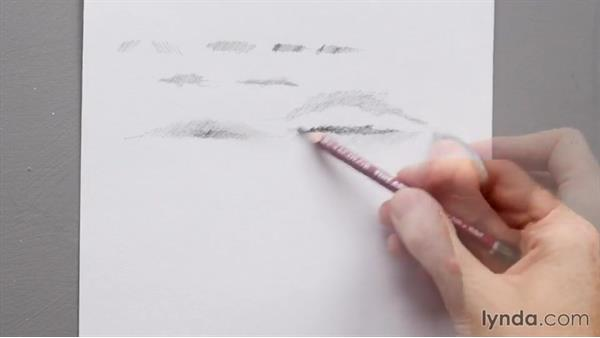 Sky and clouds: Foundations of Drawing: Sketching the Landscape