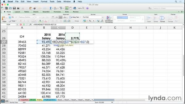 Using the right mouse button to copy and paste: Excel for Mac 2011 Tips and Tricks