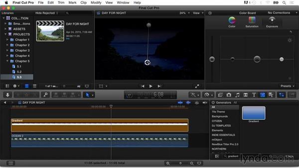 Final thoughts: Final Cut Pro X Guru: Color Correction
