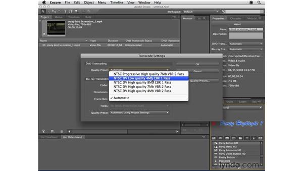 Bits vs. bytes: Encore CS4 Essential Training