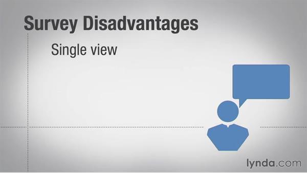Understanding survey limitations: Using Customer Surveys to Improve Service