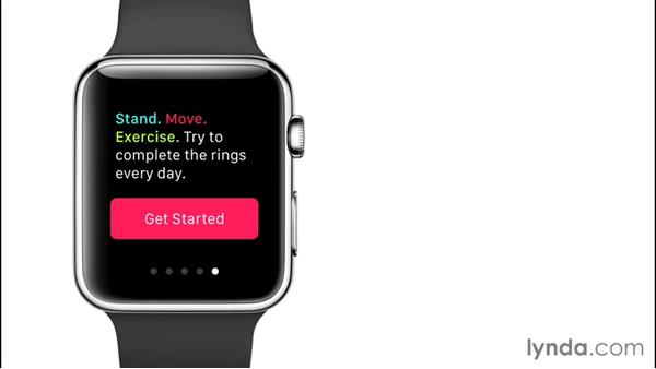 Using attributed strings: Developing for Apple Watch First Look