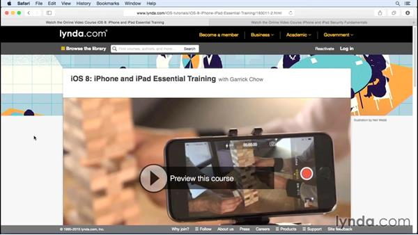 Next steps: Mobile for Business: Setting Up Your iPad and iPhone