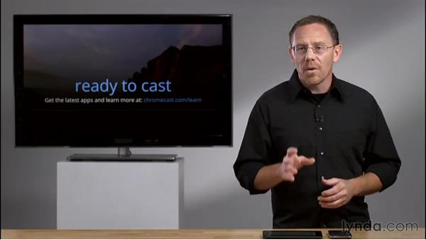 Connecting to a display wirelessly using Google Cast and Chromecast: Mobile for Business: Setting Up Your Android Phone or Tablet