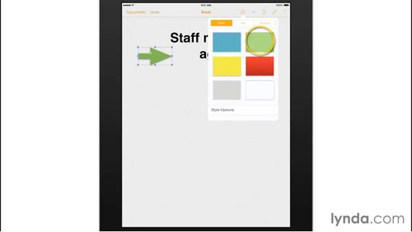 iWork: Mobile for Business: Using Productivity Apps