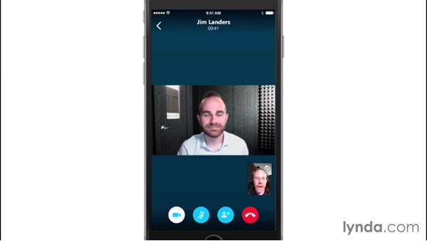 Skype: Mobile for Business: Using Productivity Apps