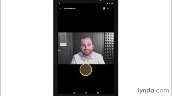 Google Hangouts: Mobile for Business: Using Productivity Apps