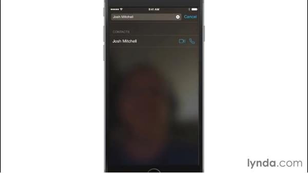 FaceTime: Mobile for Business: Using Productivity Apps