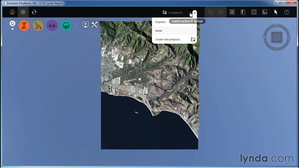 Using the Utility Bar: InfraWorks Essential Training