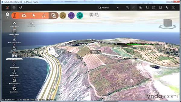 Measuring your model: InfraWorks Essential Training