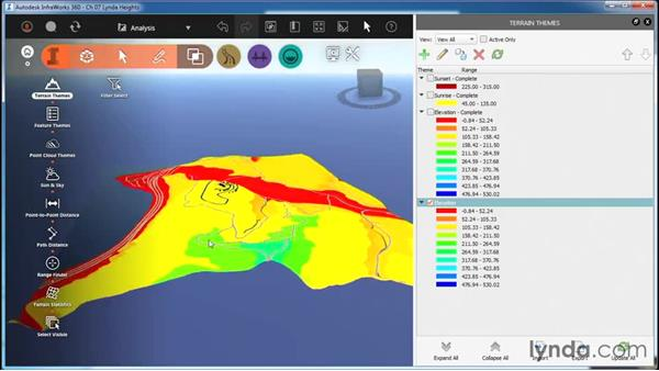 Using Terrain Themes: InfraWorks Essential Training