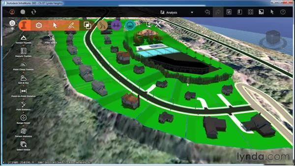 Using Sun & Sky for Analysis: InfraWorks Essential Training