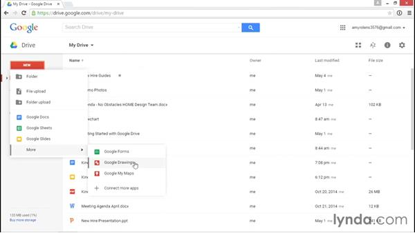 What can you do with Google Drive?