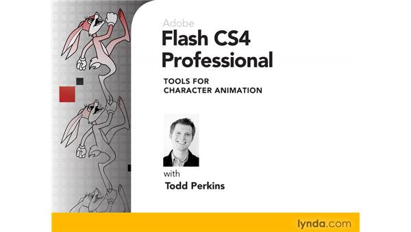 Goodbye: Flash CS4 Professional Tools for Character Animation