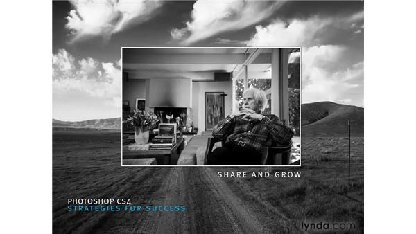 Lessons from a legend: Douglas Kirkland: Photoshop CS4 for Photographers