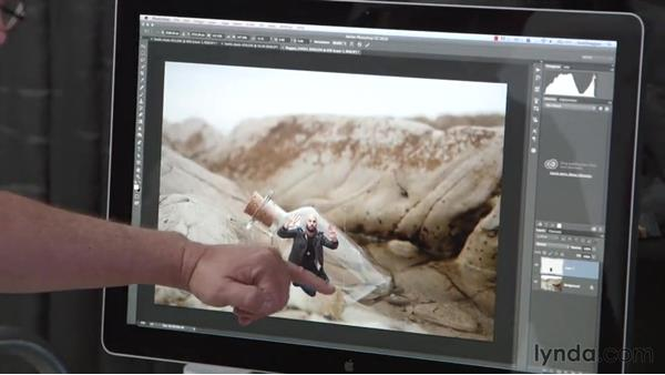 Creating a studio mock-up composite in Photoshop: Photographing for Compositing in Photoshop
