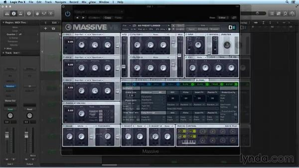 Welcome: Digital Synthesis with MASSIVE