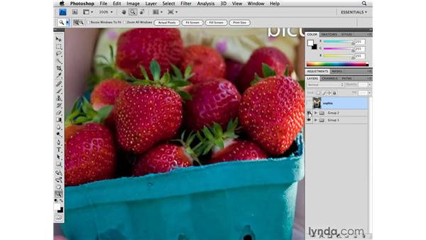 Setting Image Interpolation preferences: Photoshop CS4 for Photographers