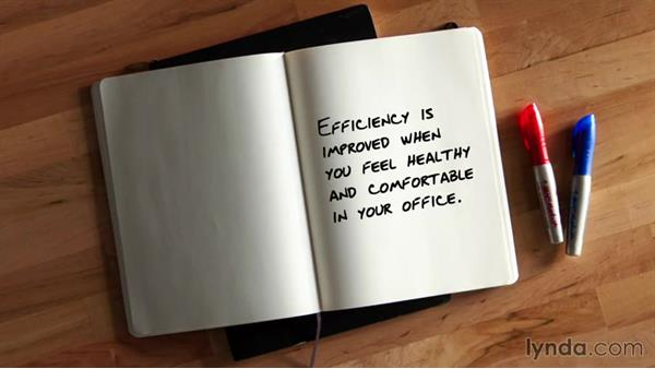 Review of concepts: Organizing Your Office for Maximum Efficiency
