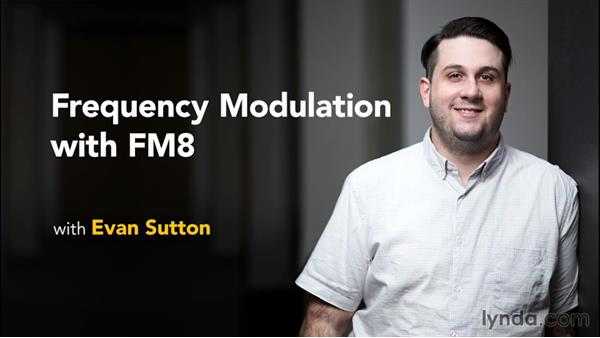 Next steps: Frequency Modulation with FM8