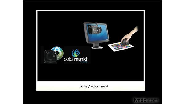 Advanced monitor calibration: Photoshop CS4 for Photographers