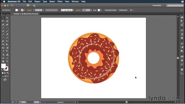 Working with data recovery: Illustrator: 2015 Creative Cloud Updates