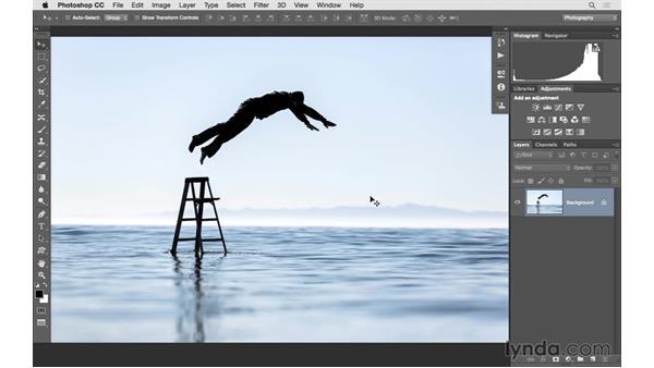 Using Quick Export: Photoshop for Photographers: 2015 Creative Cloud Updates