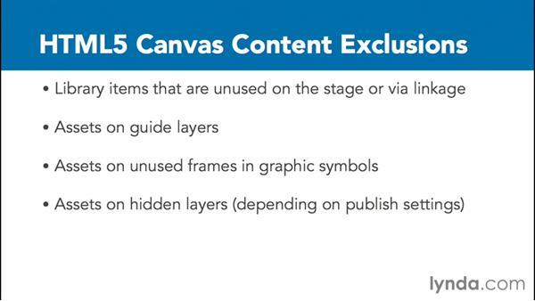 HTML5 Canvas output optimizations: Flash Professional: 2015 Creative Cloud Updates