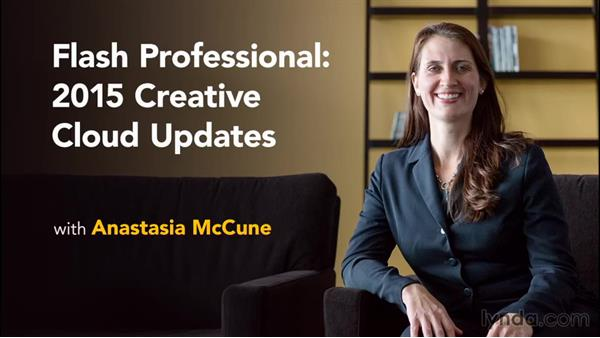 What's next: Flash Professional: 2015 Creative Cloud Updates