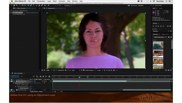 Adobe Hue CC: After Effects: 2015 Creative Cloud Updates