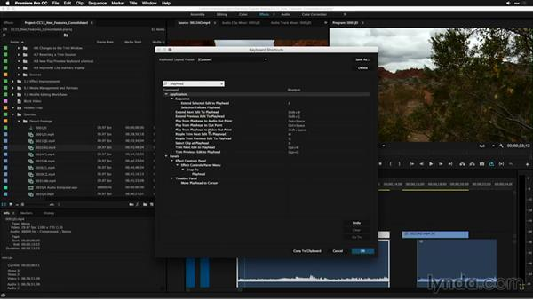 New play/preview keyboard shortcuts: Premiere Pro: 2015 Creative Cloud Updates