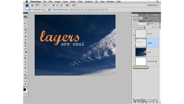 Introducing layers: Photoshop CS4 for Photographers
