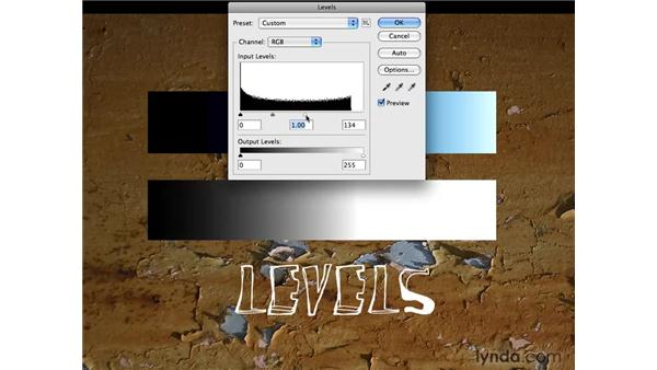 Introducing levels: Photoshop CS4 for Photographers