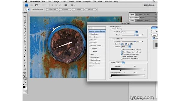 Midtones and advanced blending: Photoshop CS4 for Photographers