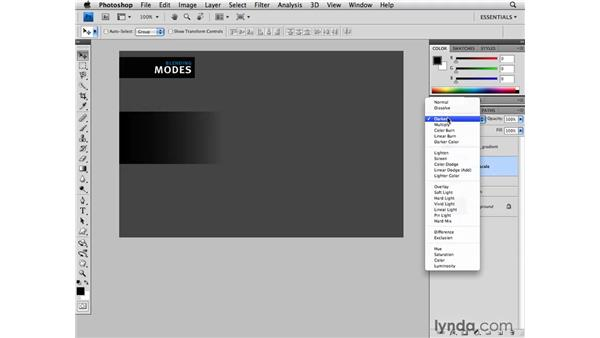 Introducing blend modes: Photoshop CS4 for Photographers
