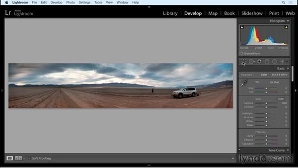Pano: Working with Raw-Format Photosin Lightroom and Photoshop